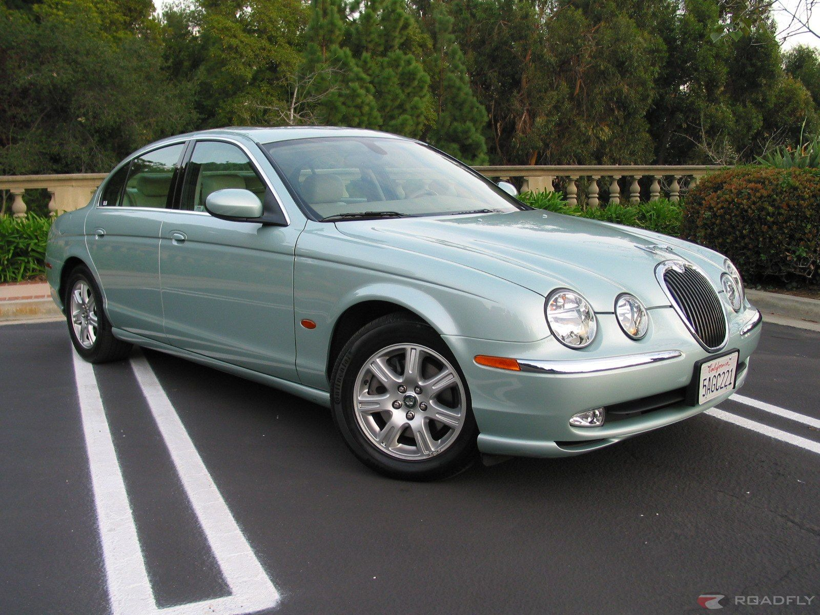 2003 jaguar s type reviews