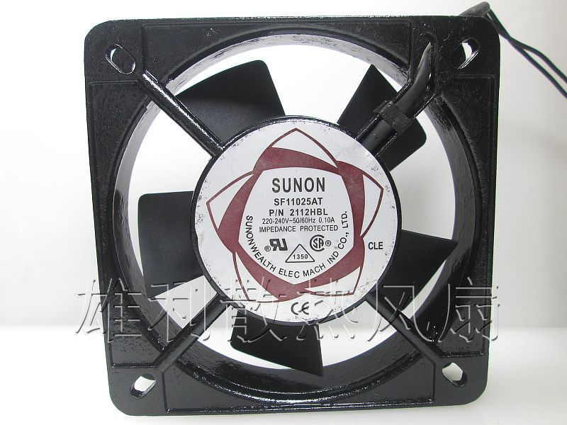Free Delivery 110 110 25mm 220 240v Cabinet Cooling Fan