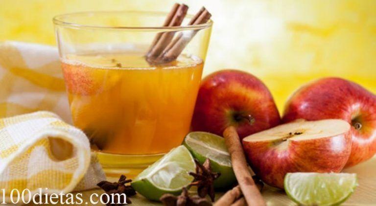 Qué comer en la Dieta de la manzana