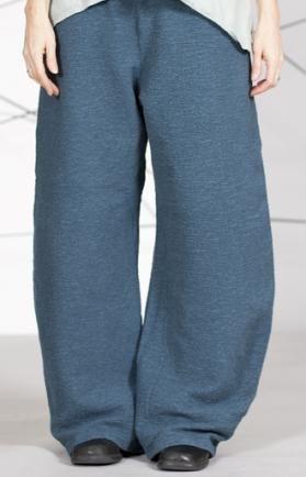Sugar Kelp Trouser, Boreas Blue, Size 0 Was $158 Now : Blue Fish Cloth...