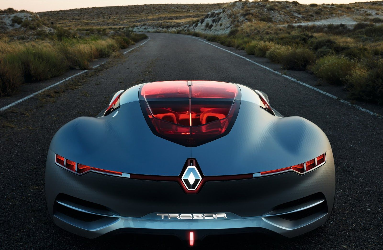 Renault's Eye-Catching Trezor Concept Is A Taste Of Things To Come [102 Photos] | Carscoops
