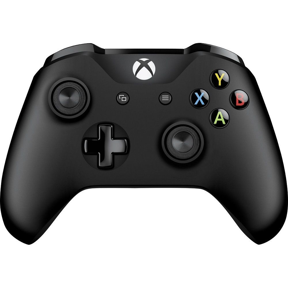 Wireless Xbox One Controller Black Xbox Wireless Controller Xbox Controller Xbox One Controller