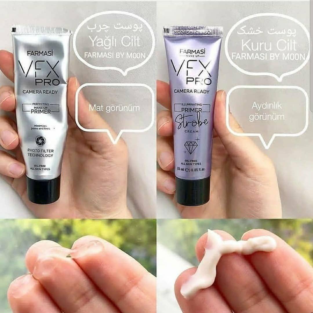 . معرفی پرایمر VFX CAMERA. Makeup, Makeup blogger