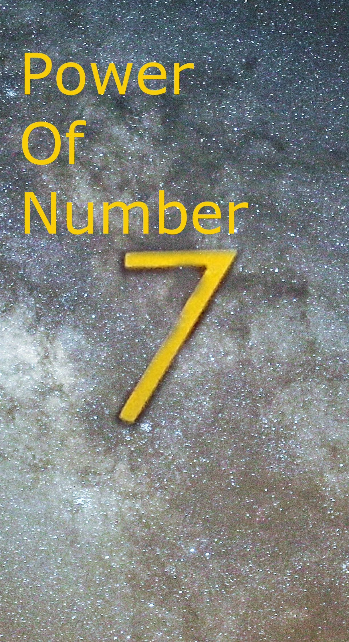 What Is The Power Of Number 7 In Matrix 7 Spiritual Consciousness