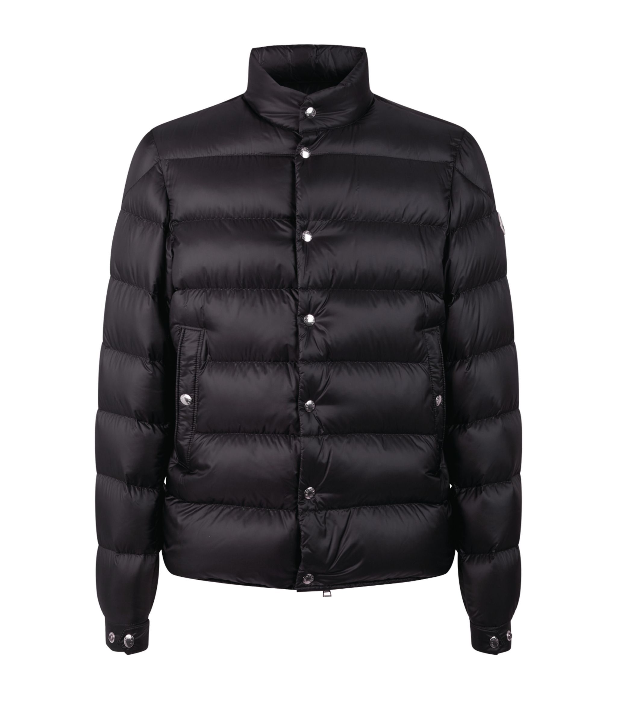 Moncler black Piriac Jacket AD , sponsored, black,
