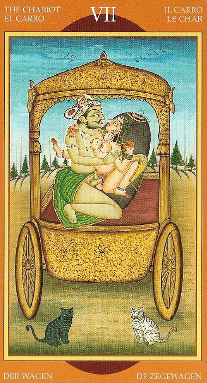 Karma sutra erotic art