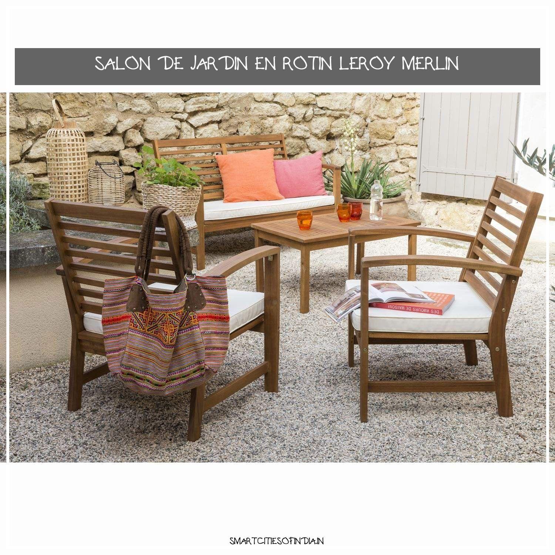 25 Elegant Salon De Jardin En Rotin Leroy Merlin Canape Jardin Mobilier Jardin Fauteuil Bas De Jardin