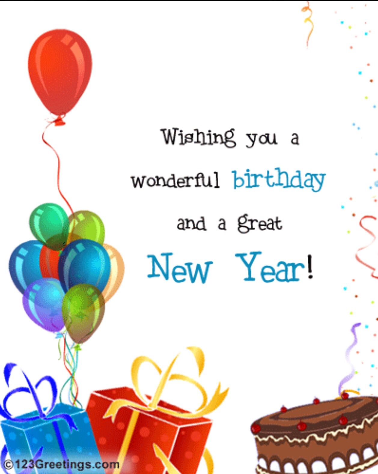 ️🎉 Happy birthday cards, Birthday jokes, New year wishes