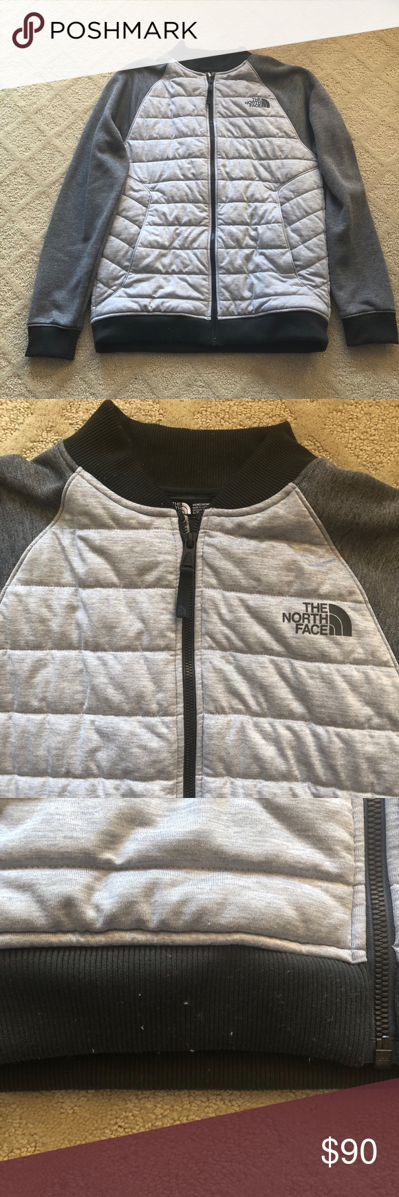 The North Face Norris Point Insulated Full Zip Clothes Design Fashion The North Face [ 1740 x 580 Pixel ]