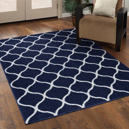 Mainstays Sheridan Fret Transitional Area Rug Teal 5 X7 Walmart Com Area Rugs Rugs Transitional Area Rugs
