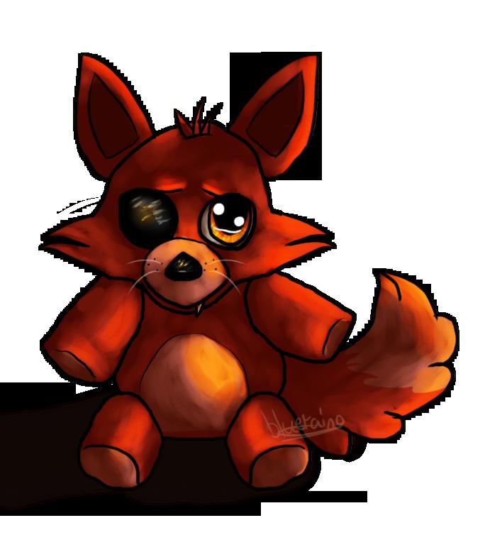 Fnaf Foxy Plushie - Google Search