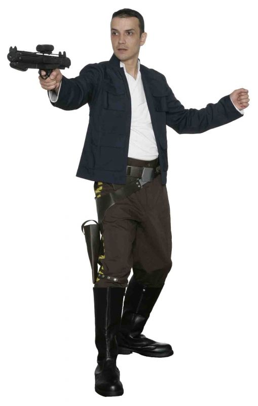 costume solo Adult han