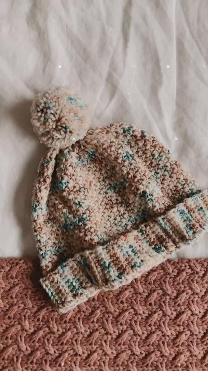 Photo of Crochet Avery Hat
