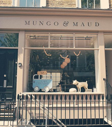 Mungo Maud London Dog Boutique Dog Shop Dog Boutique Ideas