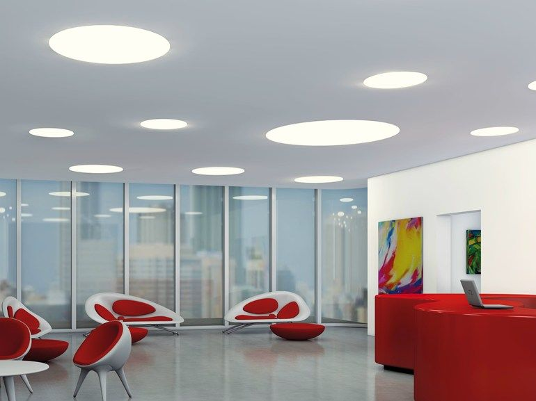 Direct Light Built In Lamp Tecta Collection By Schmitz