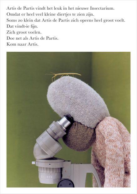 Fhv Bbdo / David Snellenberg & Christian Borstlap - Artis Zoo Amsterdam - 2005
