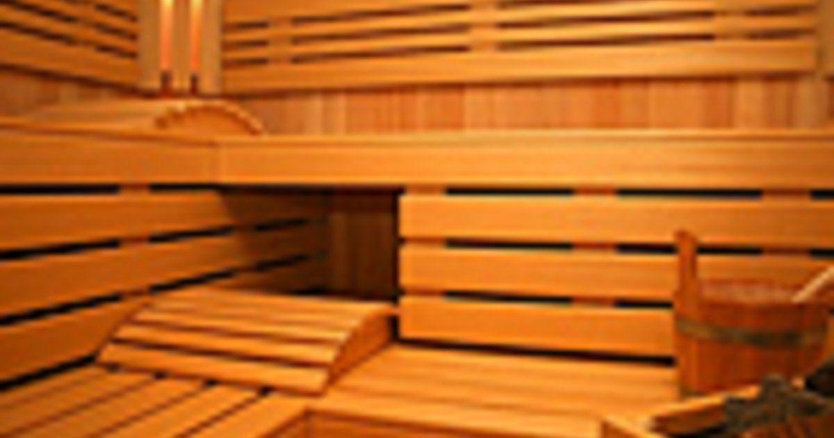 Zelf Een Sauna Bouwen Sauna Bouw