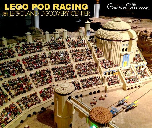 New LEGO Star Wars MINILAND Opens At LEGOLAND Discovery