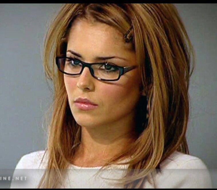 Cheryl Cole   lentes de aumento   Pinterest   Brille, Pony frisuren ...