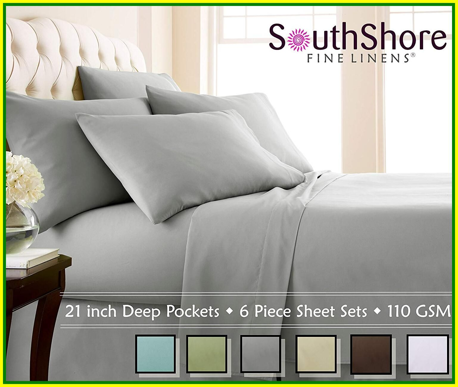 deep fitted queen sheets canada