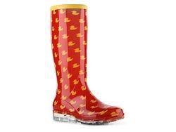 BootsiTootsi Rubber Ducks Rain Boot
