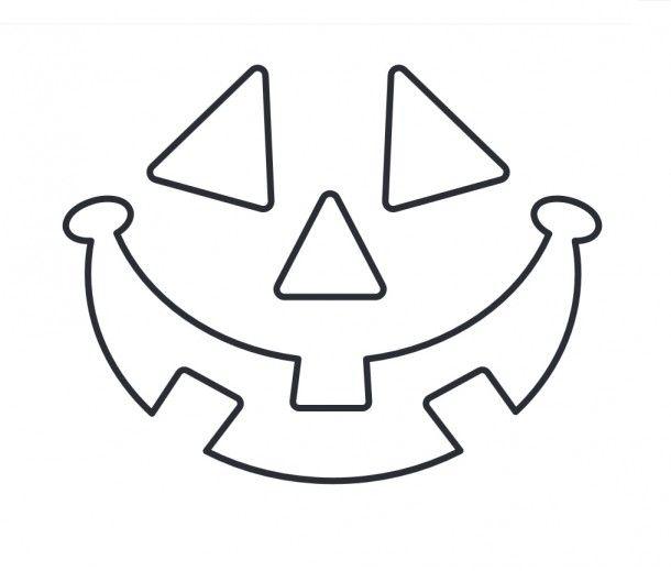 Ingyenes Jack-o'-Lantern minták: Nyomtatható sablonok