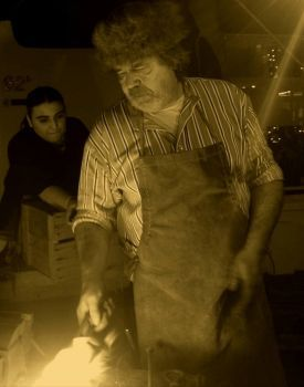 blacksmith Smid Zwarte Handen Oude Ambachten Verhuur (154 pieces)