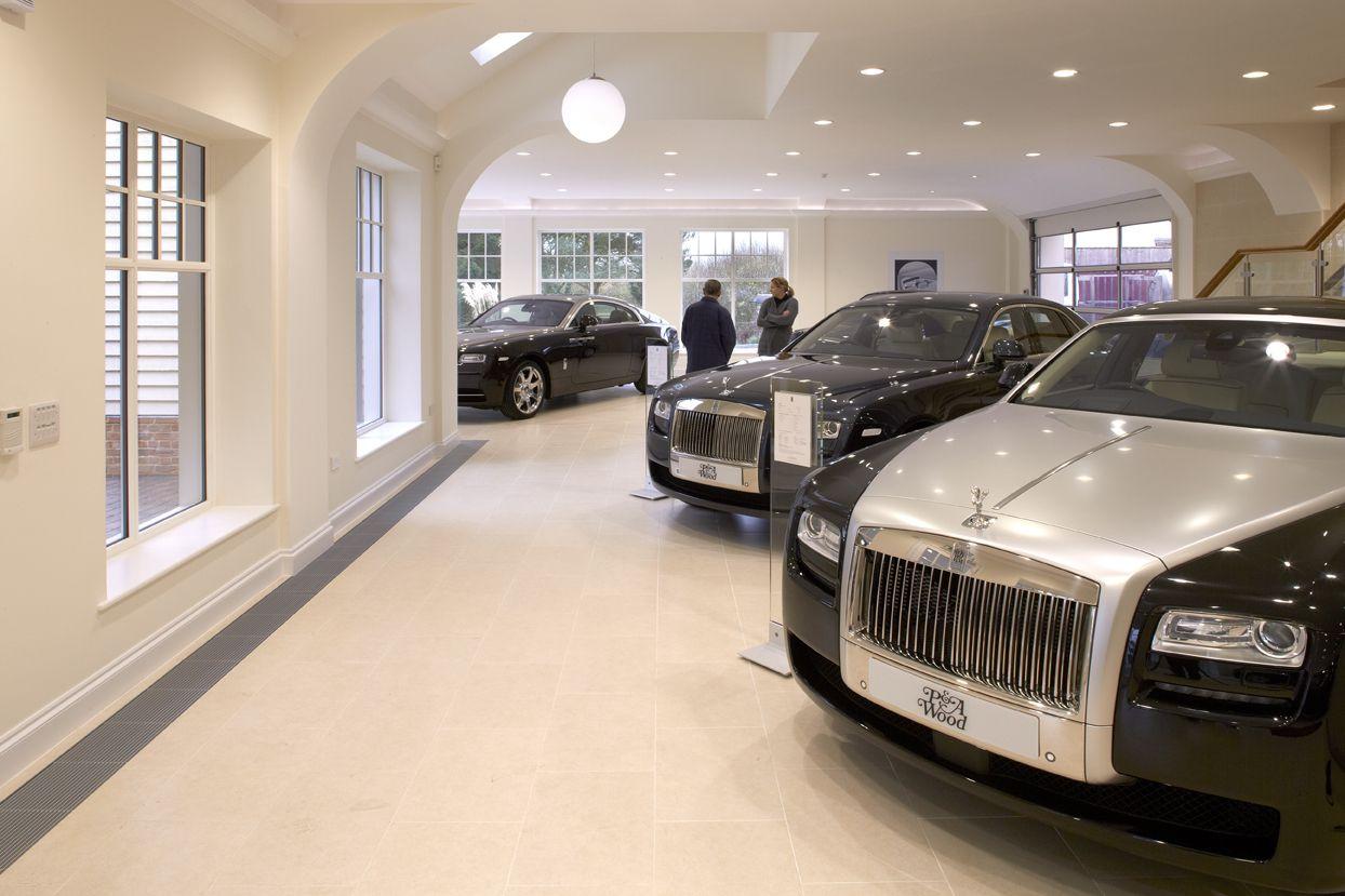 Rolls Royce Motor Cars Recently Chose Jaga To Supply Bespoke