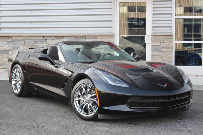 2016 Black Chevy Corvette Convertible Corvette Convertible Corvette Black Corvette