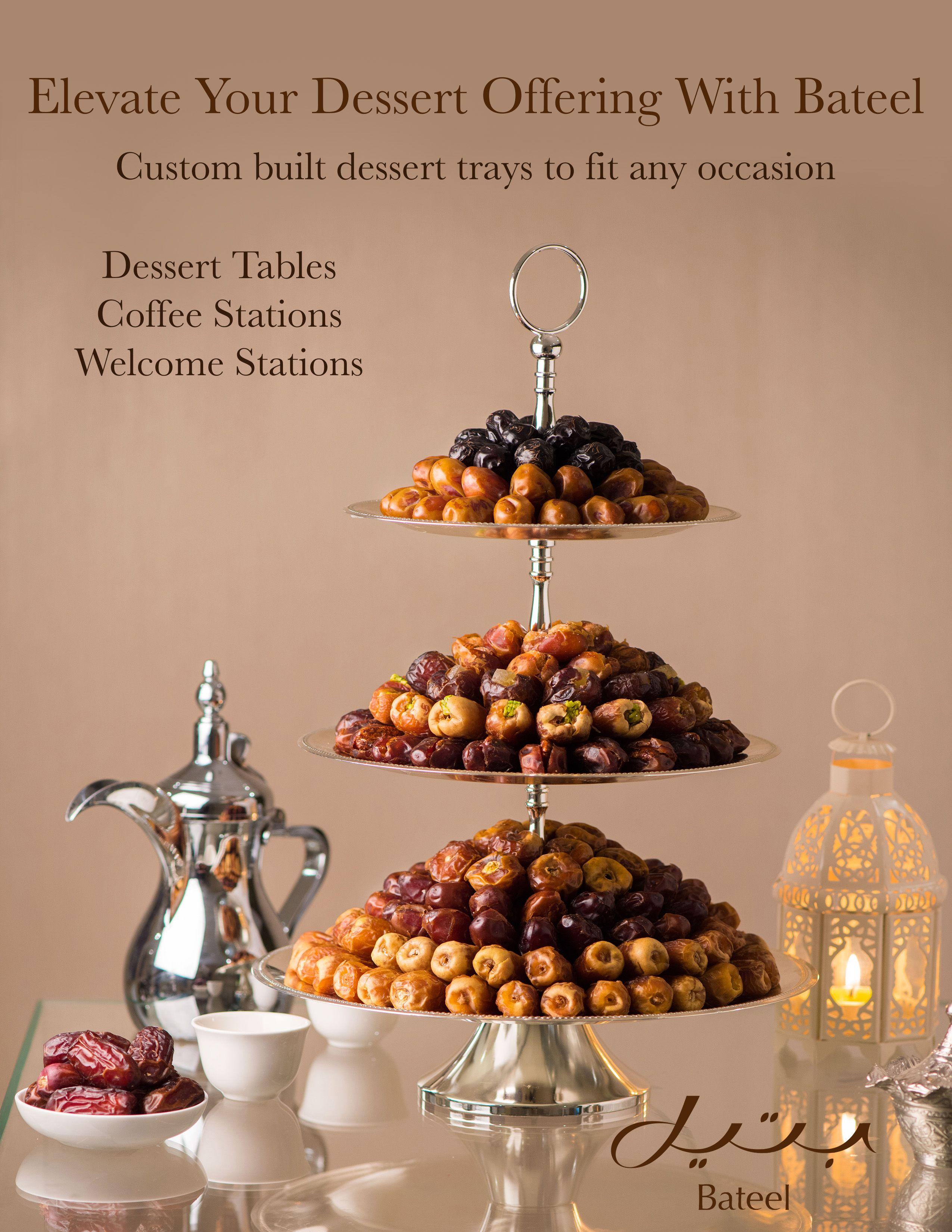 Bateel Usa Catering Bateel Usa Ramadan Recipes Iftar Buffet Food