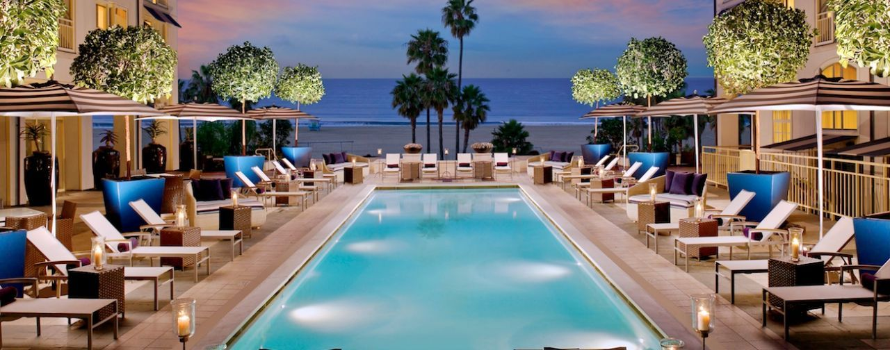 Beach Heat Lowes Santa Monica California Home Design