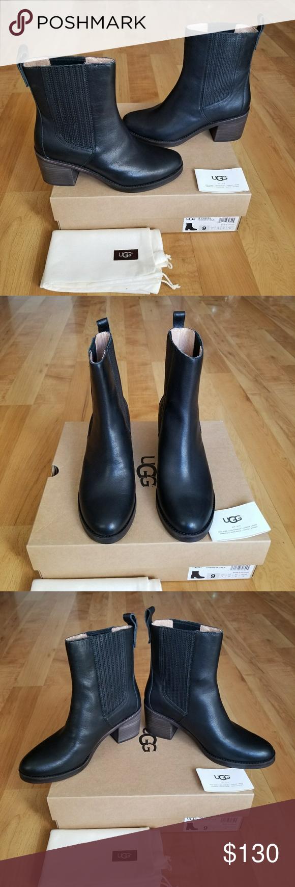 79febc8917a UGG Shoes | Ugg Boots | Color: Black | Size: 9 | My Posh Picks | Ugg ...