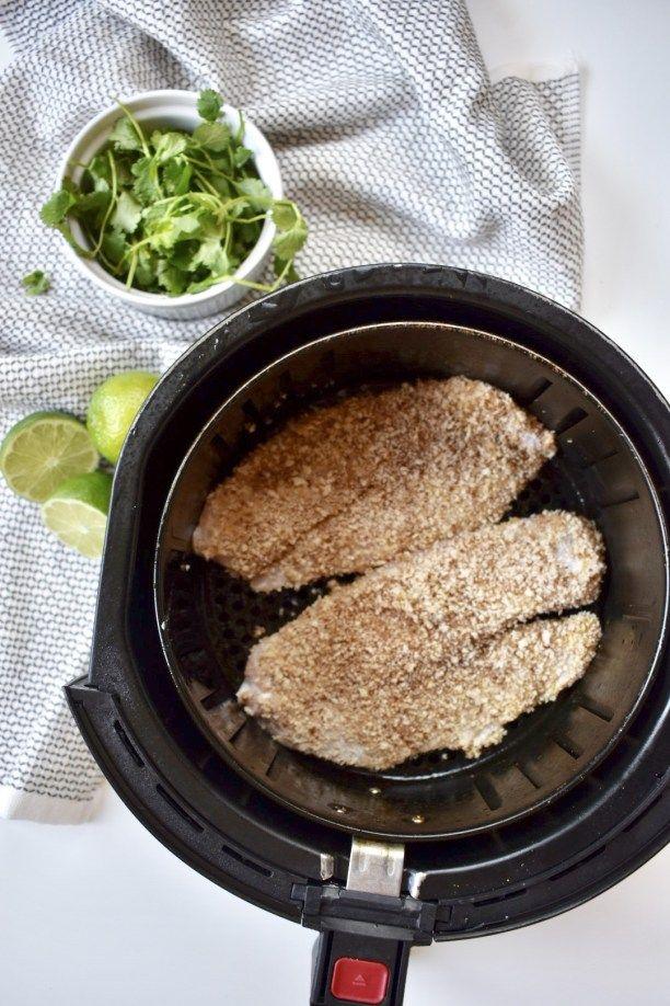 air fried tilapia Air fryer tilapia recipe, Cooking