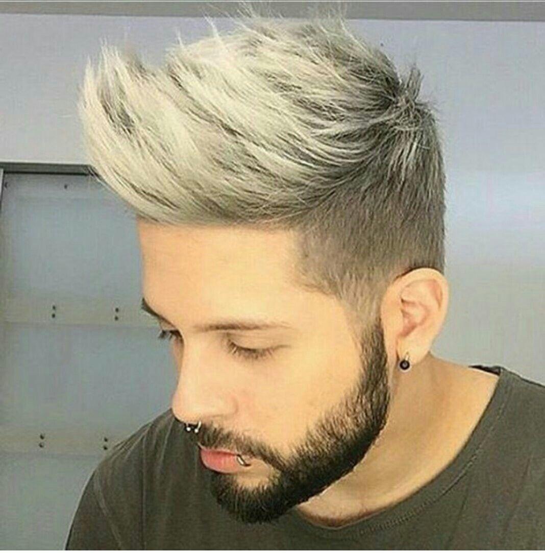 Yellow Wolf Haircut