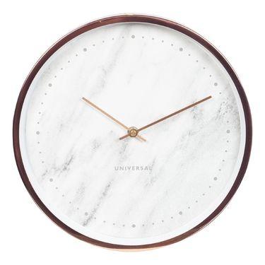 Marble Clock Marble Rose Gold Spotlight Australia Marble Clock Wall Clock Modern Clock