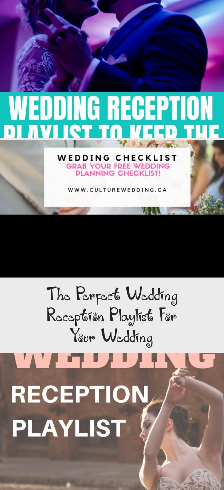 The Perfect Wedding Reception Playlist. Wedding Reception