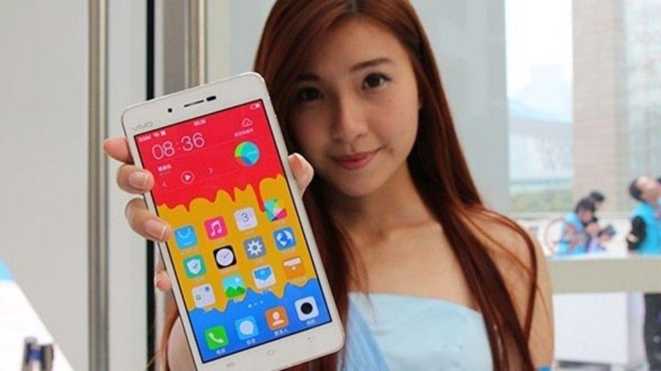 Smartphone Terbaru Vivo X5max Platinum Edition