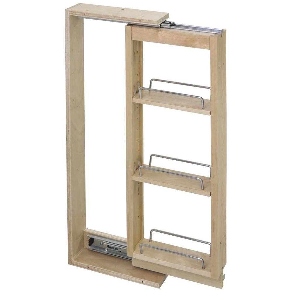 """6"""" x 11-1/8"""" Wall Cabinet Filler Pullout 