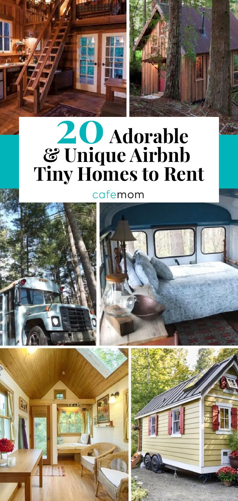 20 Adorable And Unique Airbnb Tiny Homes You Can Actually