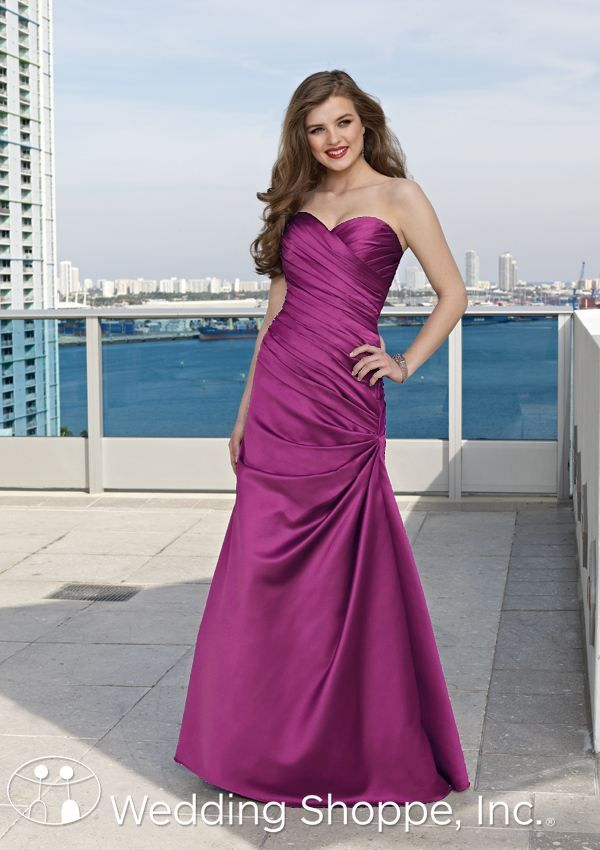 Mori Lee Bridesmaid Dress 284 | Vestidos fucsia rosados magenta ...