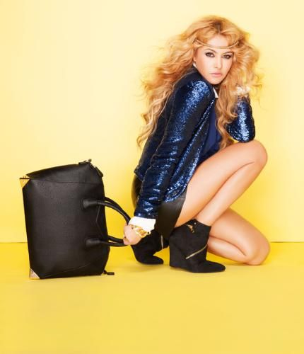 Paulina Rubio Shoe Collection By JustFab - http://pinkswag.com/2013/12/04/paulina-rubio-shoe-collection-by-justfab/
