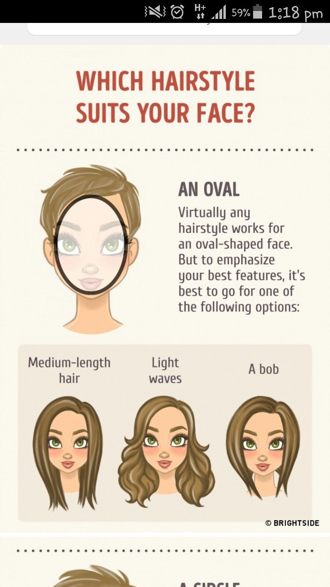 pin by linds on hairstyle | face shape hairstyles, oval face