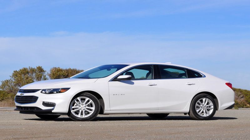There S A Bit Of The Chevy Volt Hidden In The Malibu Hybrid Malibu Hybrid Chevy Volt Chevy