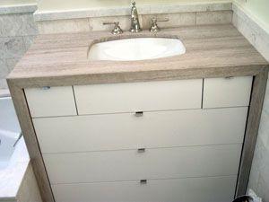 Southern Maryland VA Granite Natural Stone Bathroom Vanities | Solid Rocku2026