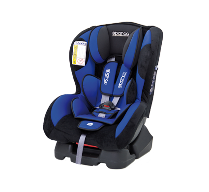 sparco racing child seat ultimate safety my future. Black Bedroom Furniture Sets. Home Design Ideas