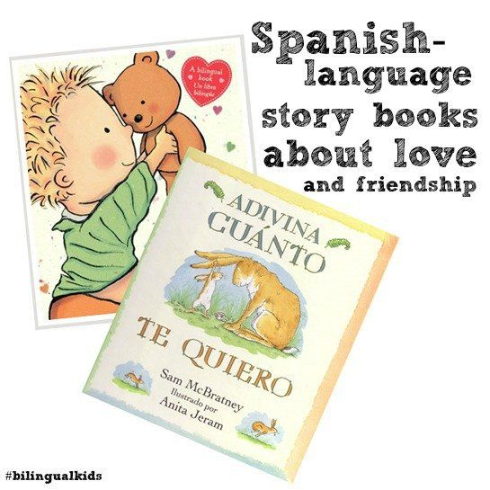 bilingual spanish language and friends Bilingual books introduce bilingual skills, increase language and learning abilities and positively heighten awareness of other cultures.