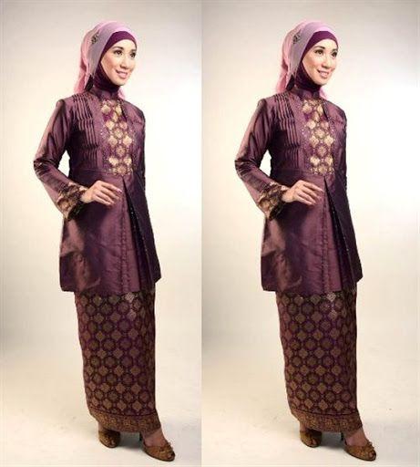 Model Kebaya Kutu Baru Muslim Modern Kebaya Kebaya Muslim Model