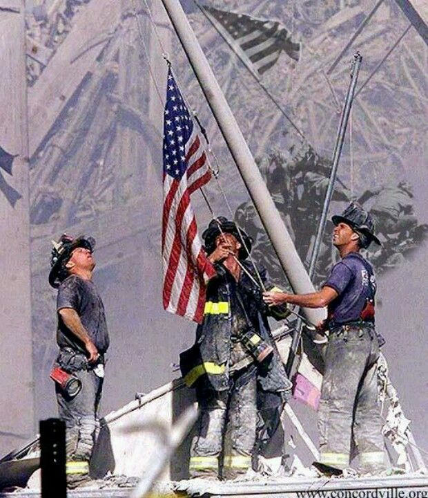 9-11-01 Never forget!