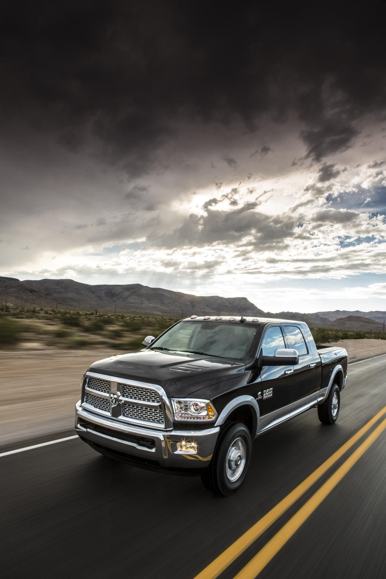 2013 Dodge Ram Heavy Duty | Landers McLarty Dodge Chrysler Jeep Ram | 6530  University Drive