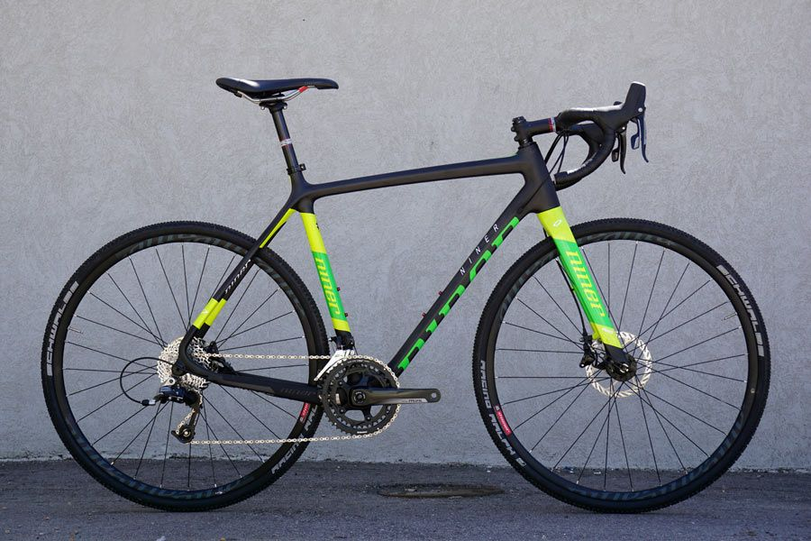 2016 Niner BSB 9 RDO carbon cyclocross race bike upgrades with ...